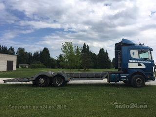 Scania R144 metsaveo masinate treiler 339kW