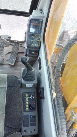 Hyundai 160LC-7 Robex