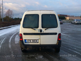 Citroen Berlingo 1.9 D 51kW