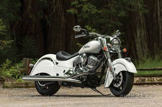 Indian Chief Classic V-2