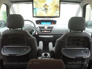 citroen c4 picasso grand sx pack 2 0 hdi 100kw. Black Bedroom Furniture Sets. Home Design Ideas