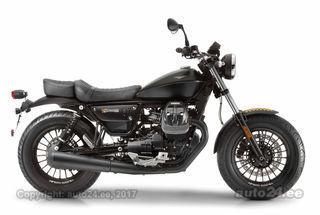 Moto Guzzi V9 Bobber 40kW