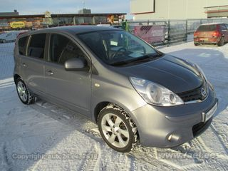 Nissan Note Pure Drive 1.4 65kW