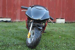 Pocketbike 49cc 2takti