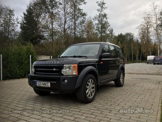 Land Rover Discovery 2.7 140kW