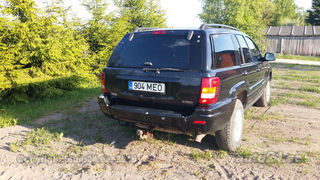 Jeep Grand Cherokee 2.7 CRD 120kW