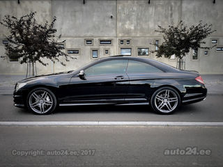 Mercedes Benz CL 500 AMG 63 Optic 5.5 V8 285kW ...