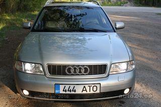 Audi A4 Quatro B5 Avant 2 8 V6 142kw Auto24 Ee