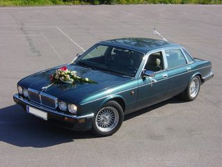 Jaguar XJ40 Sovereign 4.0 i-24v 163kW