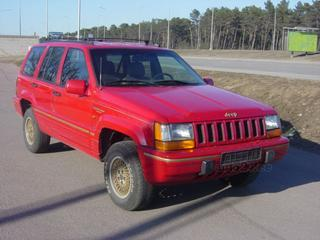 Jeep Grand Cherokee 5.2i Limited 155kW