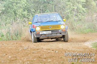 Volkswagen Golf Rally 2.0 DOHC 132kW