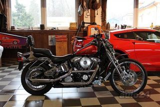 Harley Heritage Softail >> Auto24 Fi Harley Davidson Heritage Softail Springer