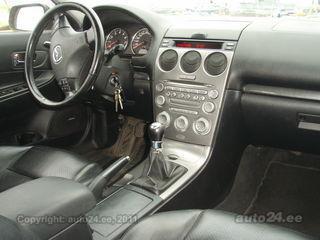 Mazda 6 2.3 R4 122kW