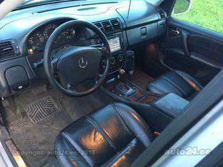 Mercedes-Benz ML 400 4.0 184kW