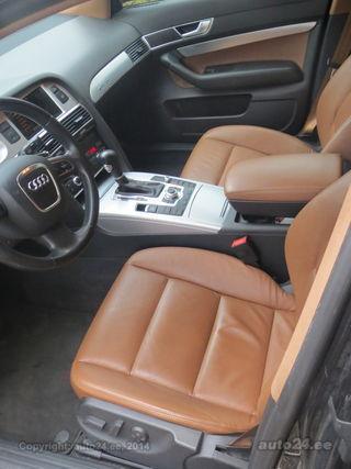audi a6 4f 3.0 tdi 176kw - auto24.lv