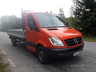 Mercedes-Benz Sprinter 2.1 110kW
