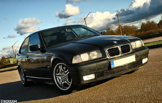 BMW M3 Compact 3.2 S50B32 236kW