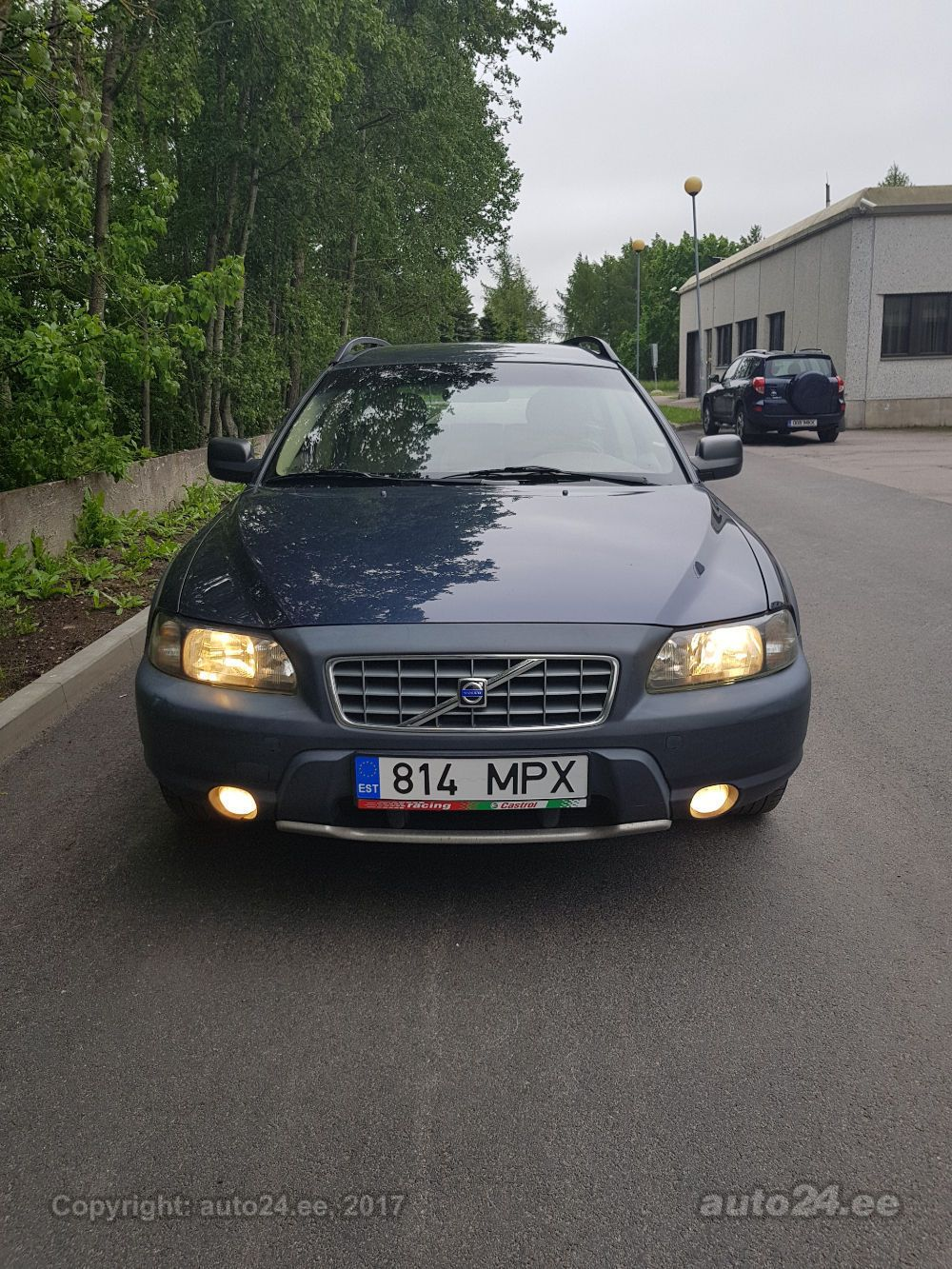 Volvo Xc70 Cross Country 24 120kw Auto24ee 2004