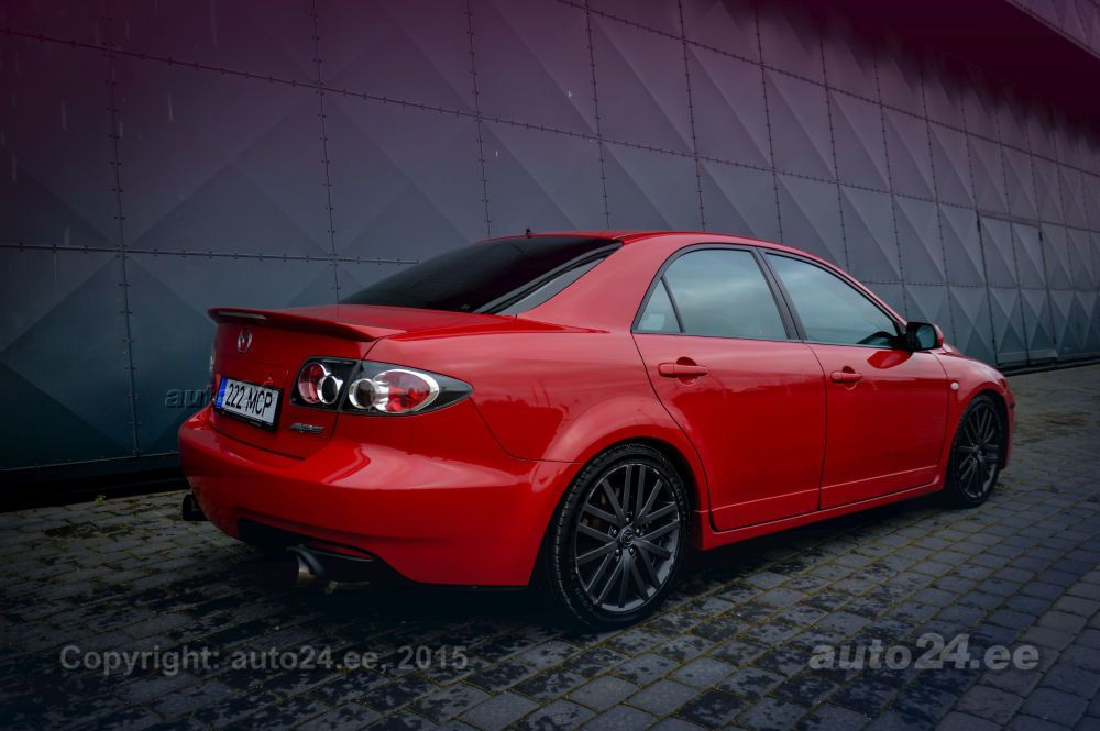 Mazda 6 MPS 2 3 241kW - auto24 lv