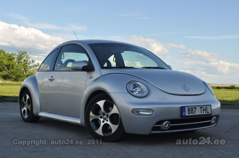 volkswagen new beetle glx turbo 1 8 110kw auto24 lv