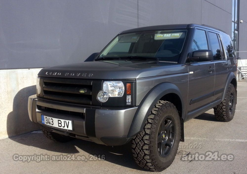 Land Rover Discovery 3 Se 2 7 Tdv6 140kw Auto24 Ee