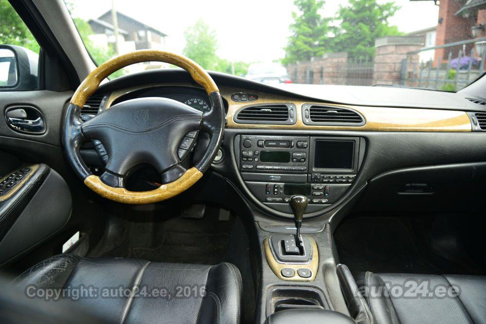 Jaguar S-Type 4.0 V8 203kW