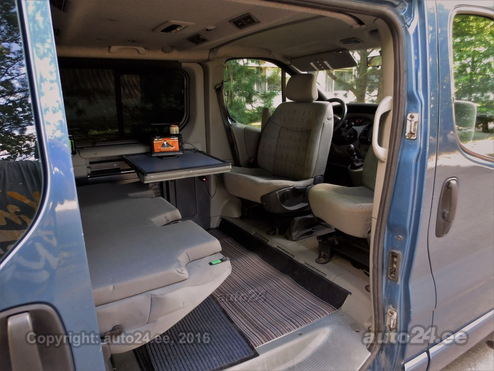 renault trafic multivan generation 2 5 99kw. Black Bedroom Furniture Sets. Home Design Ideas
