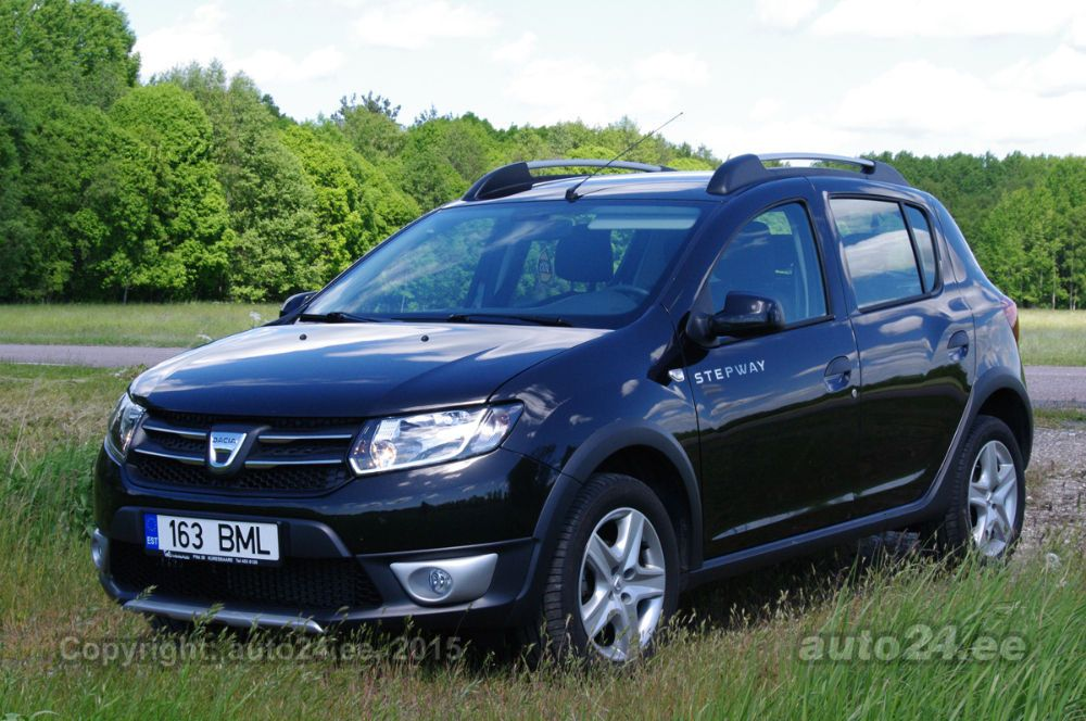 dacia sandero stepway laureate 1 5 dci 90 66kw. Black Bedroom Furniture Sets. Home Design Ideas