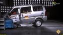 Latin NCAP andis kolmele autole vaid napid tärnid turvalisuse eest