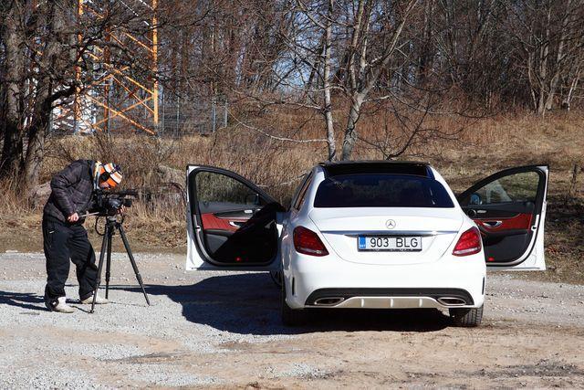 Motorsi Proovisõit - Mercedese uus C-klass tõmbab konkurentidele mütsi pähe?