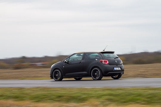 Motorsi Proovisõit - DS 3 GT Performance