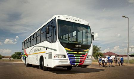 Iveco Afriway. Foto: Iveco