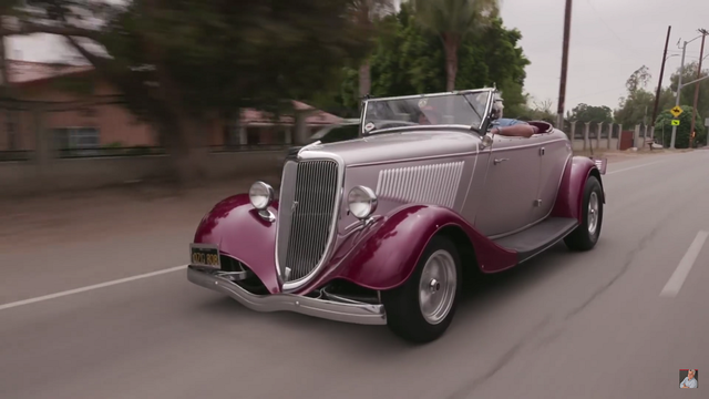 1934. aasta Ford Roadster. Kaader: Youtube