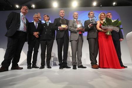 Tiitlivõitjad ühispildil. Foto: Tarmo Riisenberg