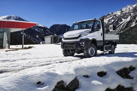 Iveco Daily 4x4. Foto: Iveco