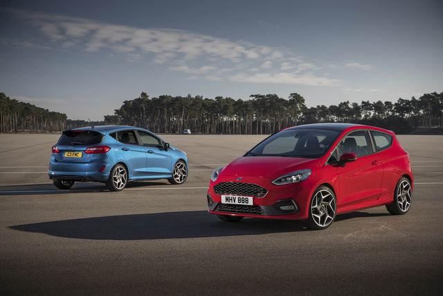 Ford Fiesta ST. Foto: Ford