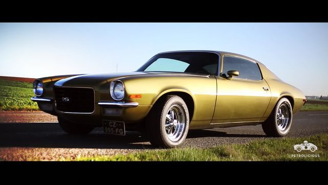 Chevrolet Camaro. Kaader: Youtube