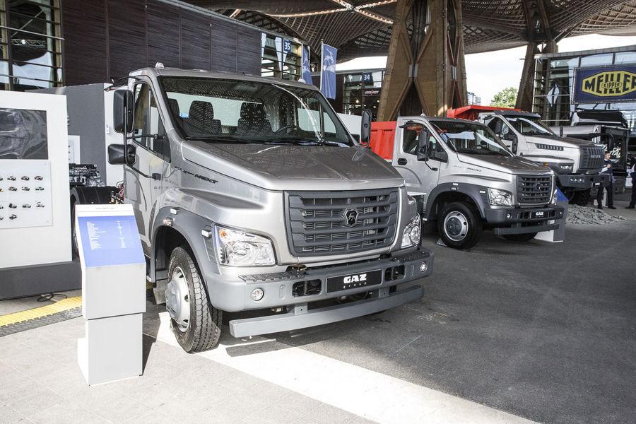 IAA 2016: Vene autotootja Gaz Group näitab ennast maailmale