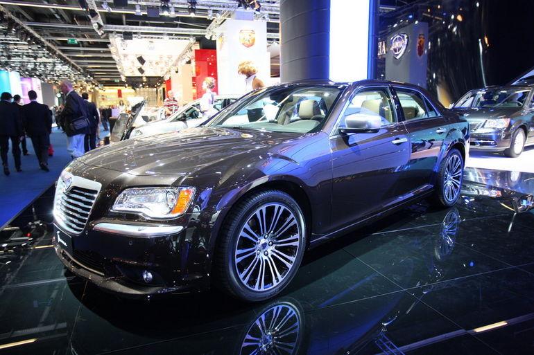 Lancia Thema konkureerib Audi, Mercedese ja BMW'ga