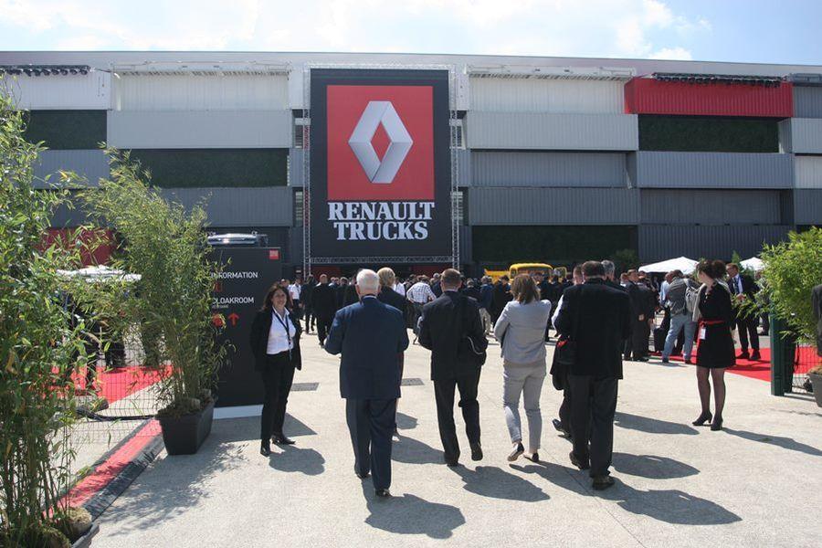 Renault Trucks esitleb uusi veoautosid
