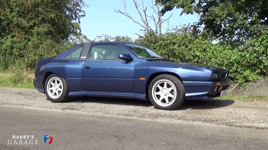 Harry's Garage: Maserati Shamal