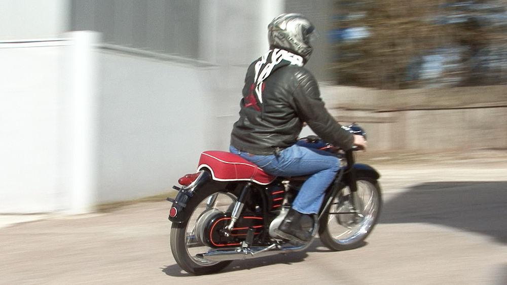 Bike Motors - Pannonia T1