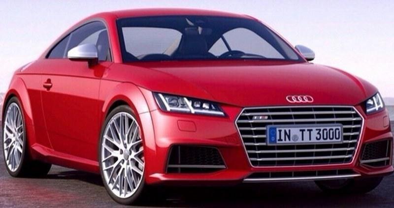 Lekkisid uue Audi TT esimesed fotod