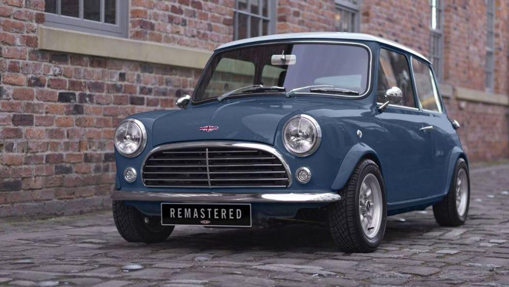 David Brown Automotive uudismudeliks on .... Mini!